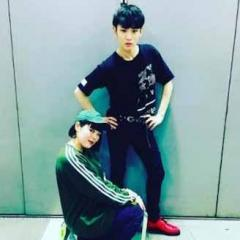 ブルゾンちえみ、韓国アイドルとのツーショット画像に大反響