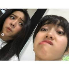 koki,、姉Cocomiと変顔2ショット披露で大反響「インスタ芸人?」