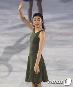 キム・ヨナ、4年ぶりにアイスショー出演 宇野昌磨も出演予定