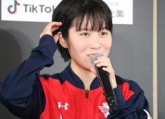 平野美宇、初ブリーチでニューヘア披露 「かわいすぎる」との声