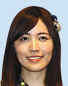 松井珠理奈、再び活動休止 昨年も体調不良で約2カ月休養