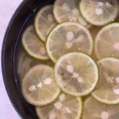 武井咲、手作りすだちうどんを披露で大反響「めっちゃ美味しそう」