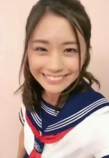 安枝瞳 初々しいセーラー服動画でファンを刺激!グラビア復帰を願う声