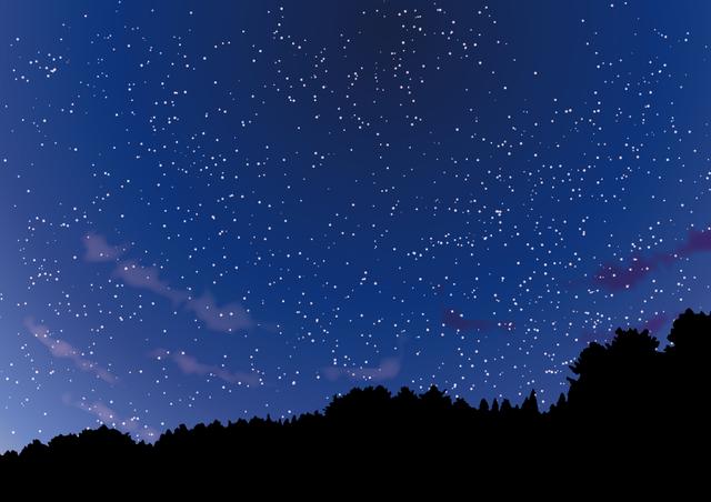 【岡山移住生活 1184日目】人生に1度は体験したい!360度パノラマビュー満点の星空!