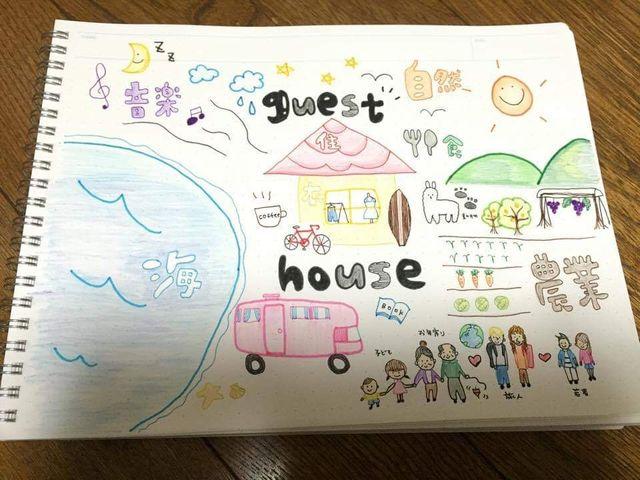 \本気のチャレンジの応援@ゲストハウス「HOJO MACHI HOSTEL」|兵庫県加西市/です。