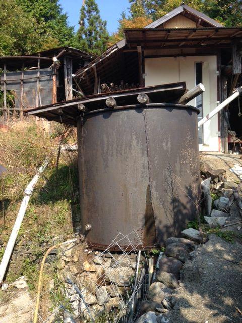 【岡山移住生活 128日目】自然の雨水を利用して、、、。