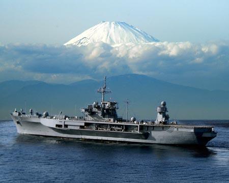 日本と第7艦隊(アメリカの世界戦略について その4) : 日比野庵 新館