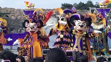 マウスカレードダンス