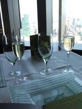 シャンパンブランチ
