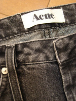 Acne HIP Glitter DENIM2