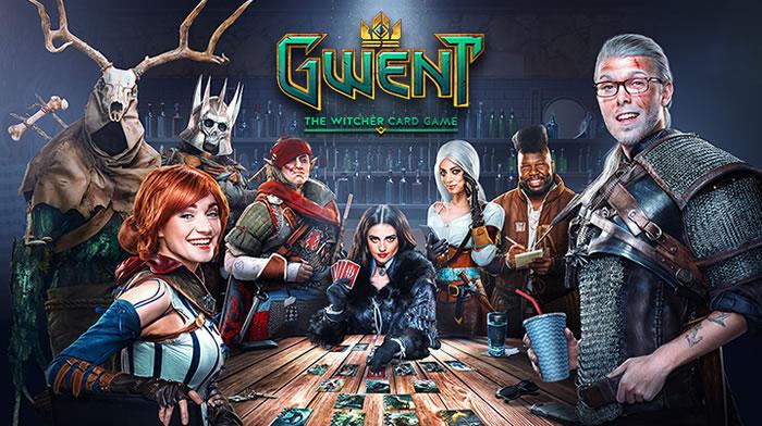 ウィッチャー3からのスピンオフ!オンライン対戦のグウェント『Gwent The Witcher Card Game』