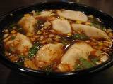酸辣湯水餃