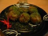 菊乃屋さんのカレーたこ焼き