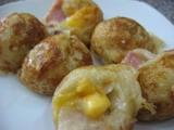 塩屋徳次郎のベーコンチーズ