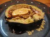 芋蛸さんのお好み焼の太巻