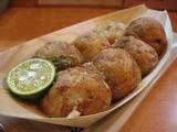 芋蛸さんの松タコ焼