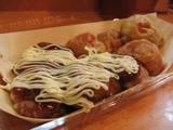 芋蛸さんの芋たこ焼き