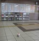 今宮駅のサイコロ