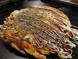 オモニの豚キムチお好み焼