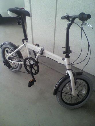 P1009218折畳み自転車購入2