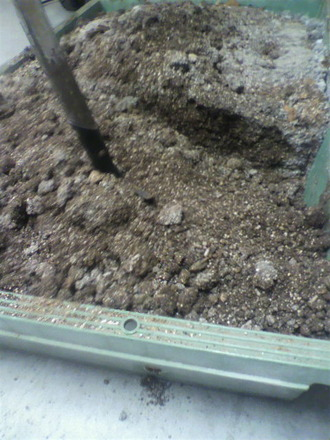 P1001581発酵肥料切り返し