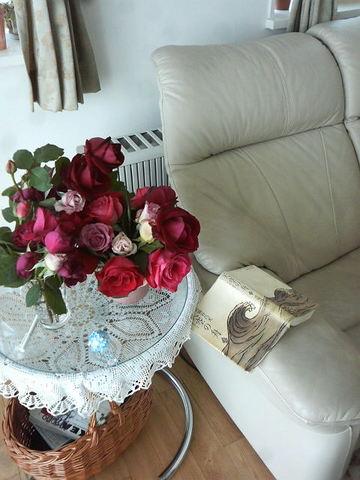 素敵な香りバラ達