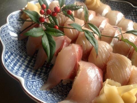 元寿司職人が教えます