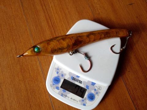 秋のシーズン釣り納め