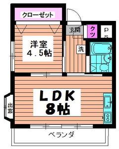 高円寺ハイツ 301