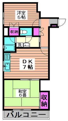 オーレム新高円寺 205