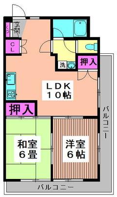 高円寺南パールマンション 406