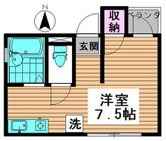 クレール高円寺 302