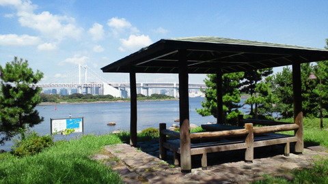 お台場海浜公園2