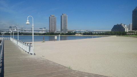 お台場海浜公園28