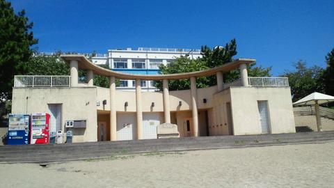 お台場海浜公園44