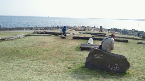若洲海浜公園サイクリングコース9