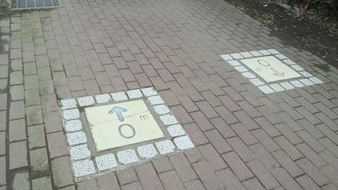 若洲海浜公園サイクリングコース2