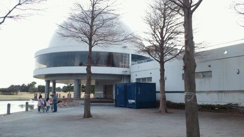 若洲海浜公園サイクリングコース21