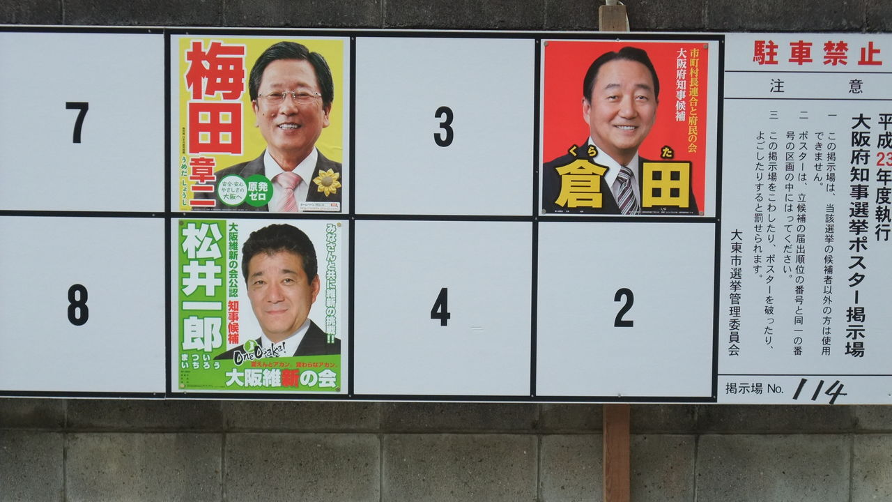 大東市議会選挙