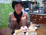 舞子誕生日