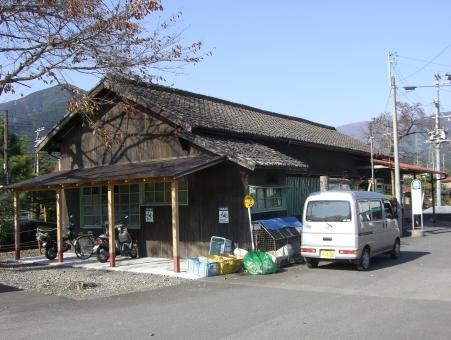 駿河徳山駅 - Suruga-Tokuyama Station