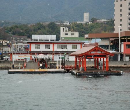 宮島口桟橋3