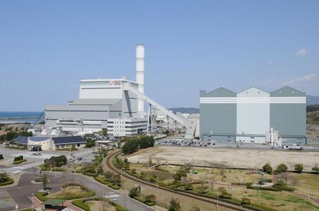 三隅発電所