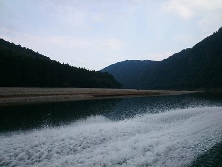 瀞峡めぐり ウォータージェット船 (14)