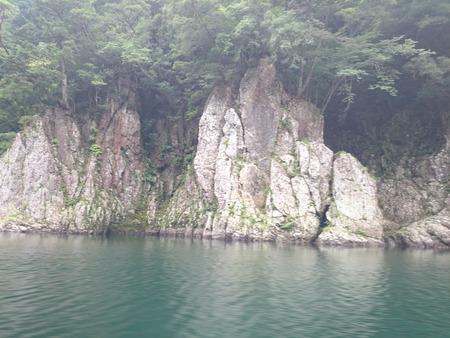 瀞峡めぐり ウォータージェット船 (23)