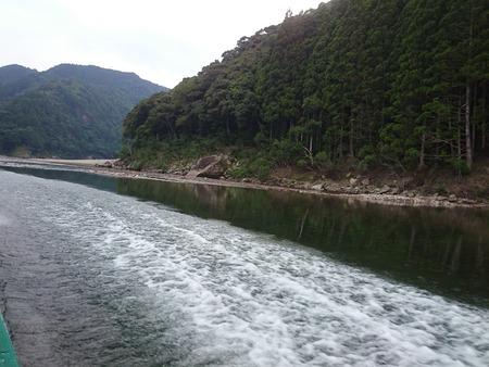 瀞峡めぐり ウォータージェット船 (15)