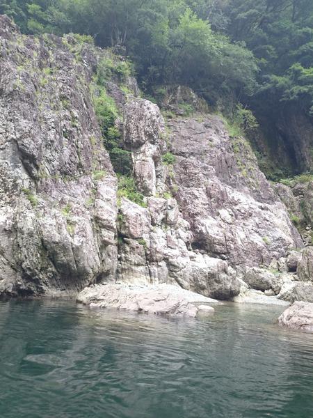 瀞峡めぐり ウォータージェット船 (62)