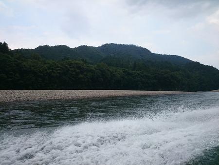 瀞峡めぐり ウォータージェット船 (12)