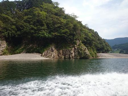 瀞峡めぐり ウォータージェット船 (20)
