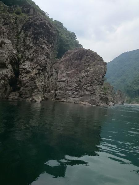 瀞峡めぐり ウォータージェット船 (60)